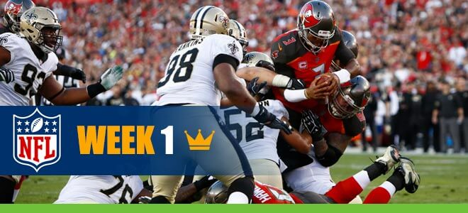Sunday Late Games Ignite NFL Week One Anticipation