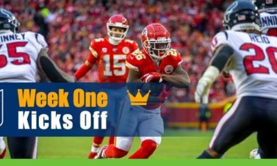 2020 NFL Week One Kicks Off