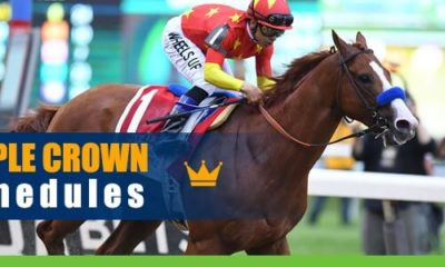 Triple Crown Schedule Creates Ultimate Handicapping Challenge