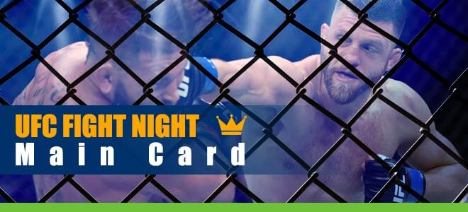 UFC Fight Night Poirier vs. Hooker Main Card Betting odds and preview