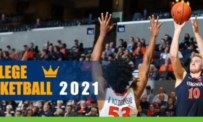 NCAA Men's Basketball 2021 betting
