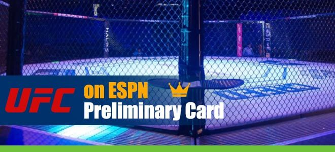 UFC on ESPN 12 Betting: Seven Preliminary Card Saturday Bouts!