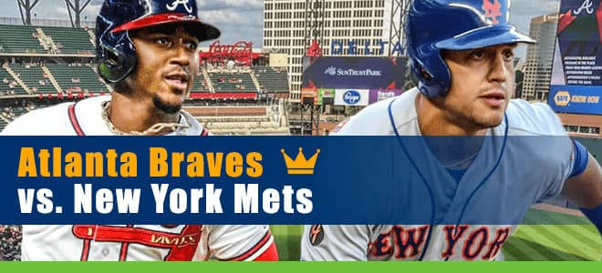 Mets Host Braves in Key NL East ESPN Season Opener Betting Game