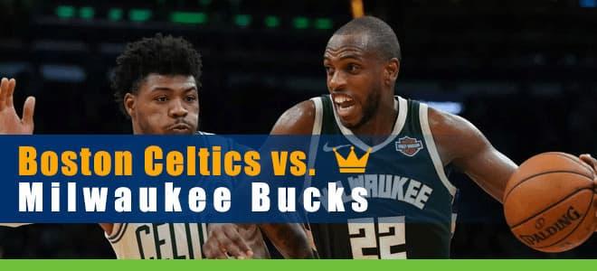 Boston Celtics vs. Milwaukee Bucks NBA Restart Betting Preview