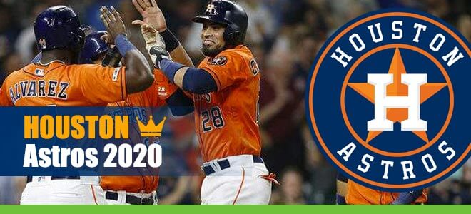 Houston Astros 2020 MLB Team Betting Preview