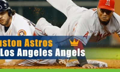 Houston Astros vs. Los Angeles Angels Baseball Betting Predictions and Odds