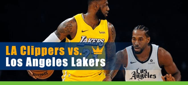 LA Clippers vs. Los Angeles Lakers Betting Analysis and odds