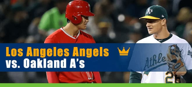 Los Angeles Angels vs. Oakland Athletics Betting odds and preview