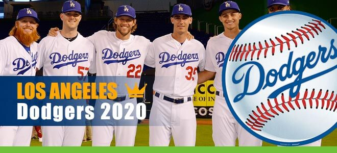 Los Angeles Dodgers 2020 MLB Team Betting Preview and Analysis