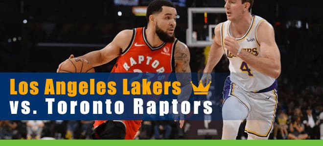 Los Angeles Lakers vs. Toronto Raptors Odds, NBA Predictions and Betting Analysis | August 1, 2020