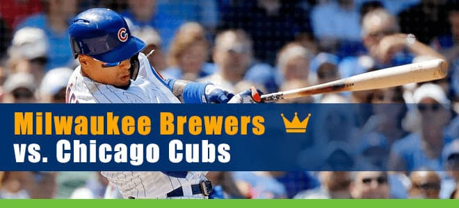 Brewers and Cubs Open NL Central Race at Chicago on ESPN Friday!