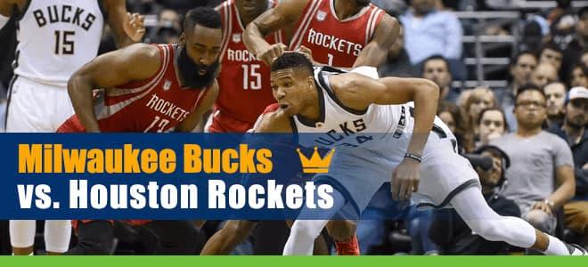 Milwaukee Bucks vs. Houston RocketsNBA Betting Picks, Odds and Predictions | August 2, 2020