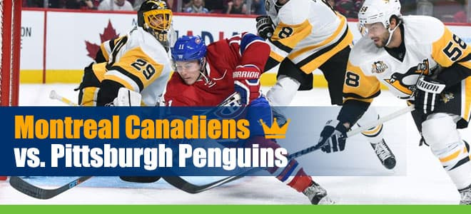 Montreal Canadiens vs. Pittsburgh Penguins NHL Betting Preview and Odds (August 1)
