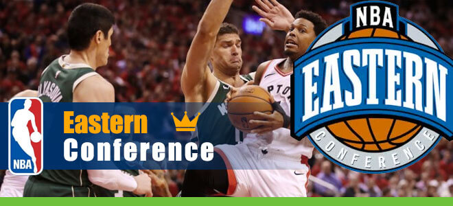 Milwaukee Bucks betting favorites in Eastern Conference