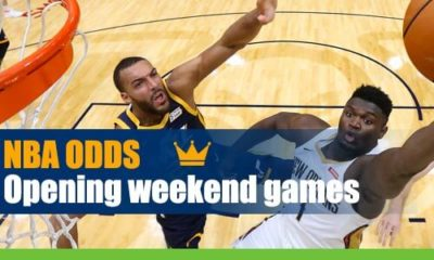 NBA Odds Posted for Restart Opening Weekend Games
