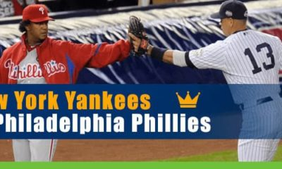New York Yankees vs. Philadelphia Phillies Latest Odds and Betting Preview