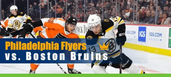 Philadelphia Flyers vs. Boston Bruins NHL betting preview, odds and picks