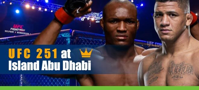 UFC 251 Odds and Betting Analysis for July 11th With Three Title Bouts!