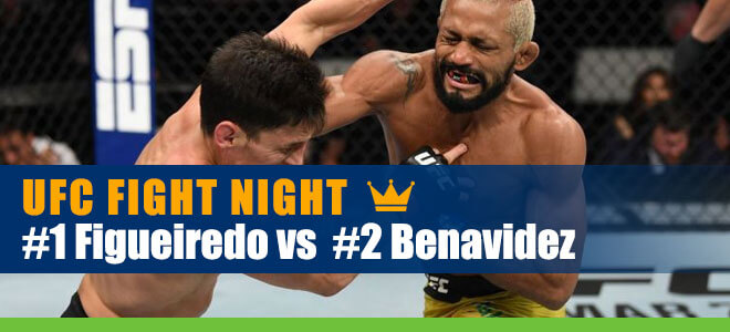 UFC Fight Night: Figueiredo vs. Benavidez II Betting UFC Flyweight Title, Odds and Predictions