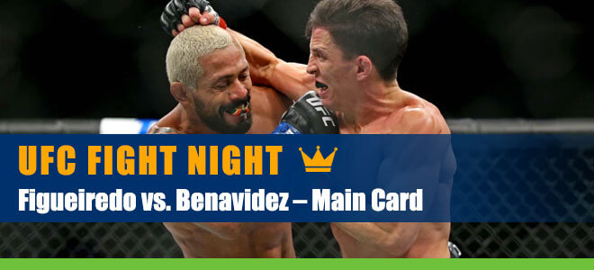 UFC Fight Night Figueiredo vs. Benavidez Full Main Card Betting Analysis, Odds and Picks