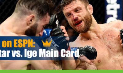 Dan Ige vs. Calvin Kattar UFC Fight Island 1 - Odds, Preview and Picks