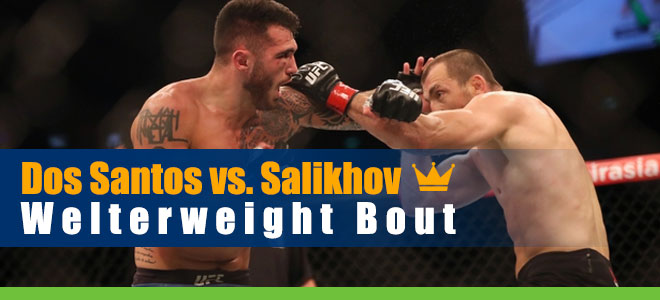 Elizeu Zaleski Dos Santos vs. Muslim Salikhov - UFC 251 betting preview and predictions