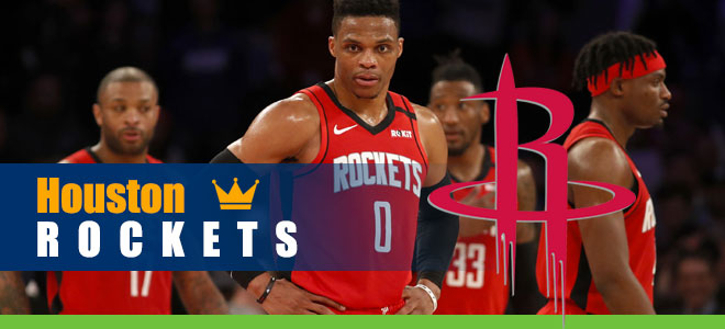 2020 Houston Rockets NBA Team Betting Preview and analysis