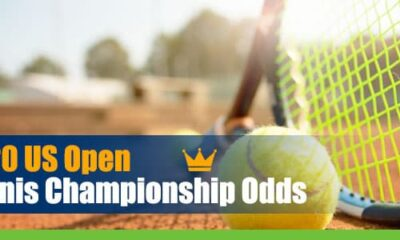 2020 US Open Men's and Women's Tennis Singles Championships Betting