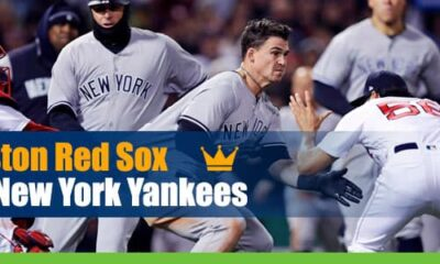Boston Red Sox vs. New York Yankees Betting Odds and Predictions