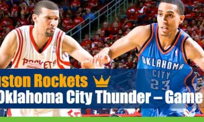 Houston Rockets vs. Oklahoma City Thunder Game 6 Betting Preview, Odds and Picks