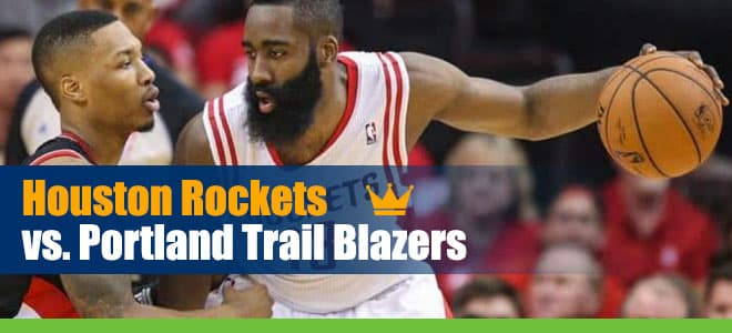 Houston Rockets vs. Portland Trail Blazers NBA betting predictions