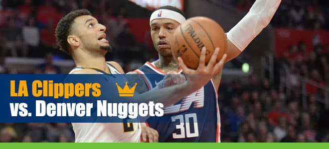 LA Clippers vs. Denver Nuggets betting odds and preview