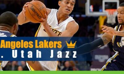 Los Angeles Lakers vs. Utah Jazz NBA betting preview, odds and picks