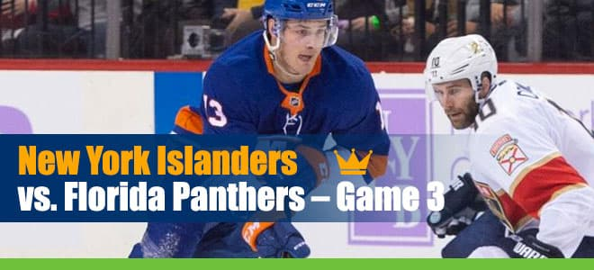 New York Islanders vs. Florida Panthers, Game 3 NHL Best Bets and Odds