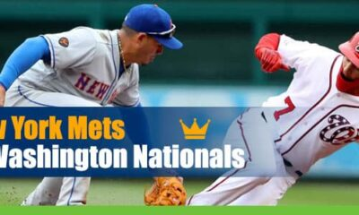 New York Mets vs. Washington Nationals MLB betting preview, odds and picks