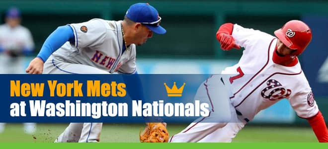 New York Mets vs. Washington Nationals NL East Showdown Betting, Odds & Picks | August 4, 2020