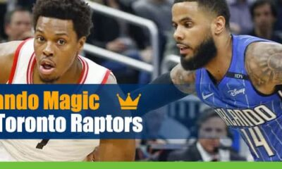 Orlando Magic vs. Toronto Raptors NBA betting odds and predictions