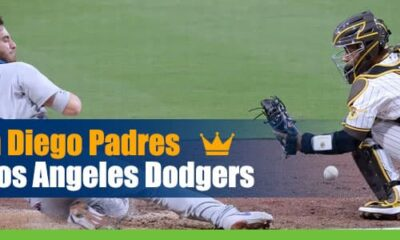 San Diego Padres vs. Los Angeles Dodgers Latest Odds and picks