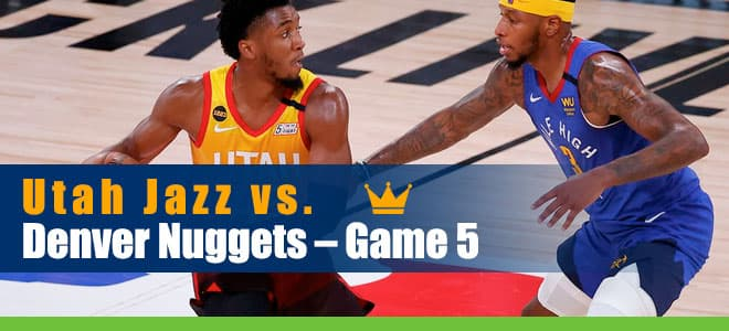 NBA Playoffs Betting: Jazz vs. Nuggets Game 5 Odds, Picks and Best Bets