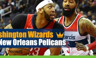 Washington Wizards vs. New Orleans Pelicans Betting odds and preview