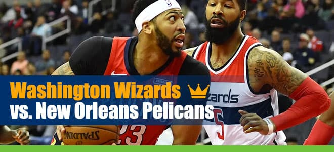 Wizards vs.Pelicans NBA Betting Game Odds and Picks | August 7, 2020