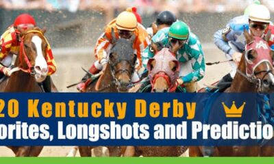 2020 Kentucky Derby Betting Favorites