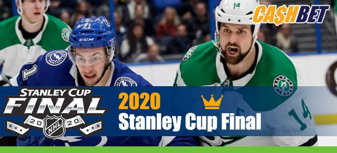 2020 Stanley Cup Final Betting: Dallas Stars vs. Tampa Bay Lightning Odds & Picks