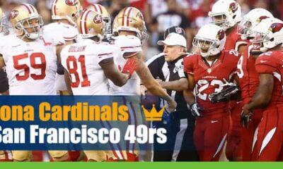 Arizona Cardinals vs. San Francisco 49ers NFL Betting Preview, odds and picks