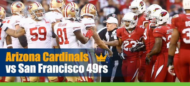 Arizona Cardinals vs. San Francisco 49ers NFL Betting Preview, odds and picks