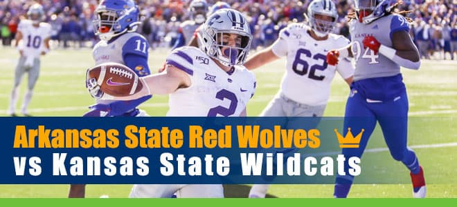 Arkansas State Red Wolves vs. Kansas State Wildcats betting preview, odds and picks