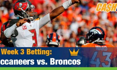 Tampa Bay Buccaneers vs. Denver Broncos NFL Week 3 Betting Preview, Odds and Picks