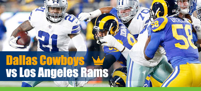 Dallas Cowboys vs. Los Angeles Rams preview, odds and picks