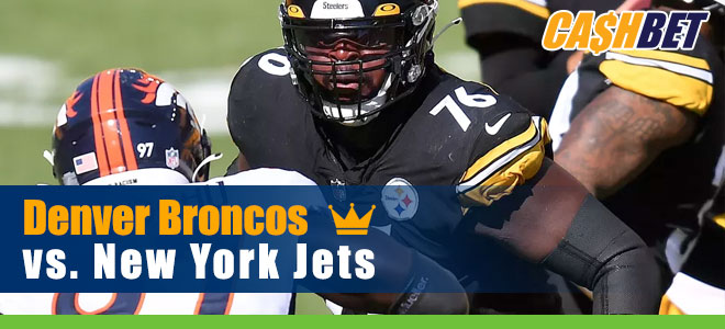 Denver Broncos vs. New York Jets Betting preview, odds and picks