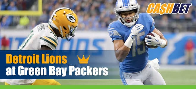 Detroit Lions vs. Green Bay Packers NFL Betting Predictions and Odds